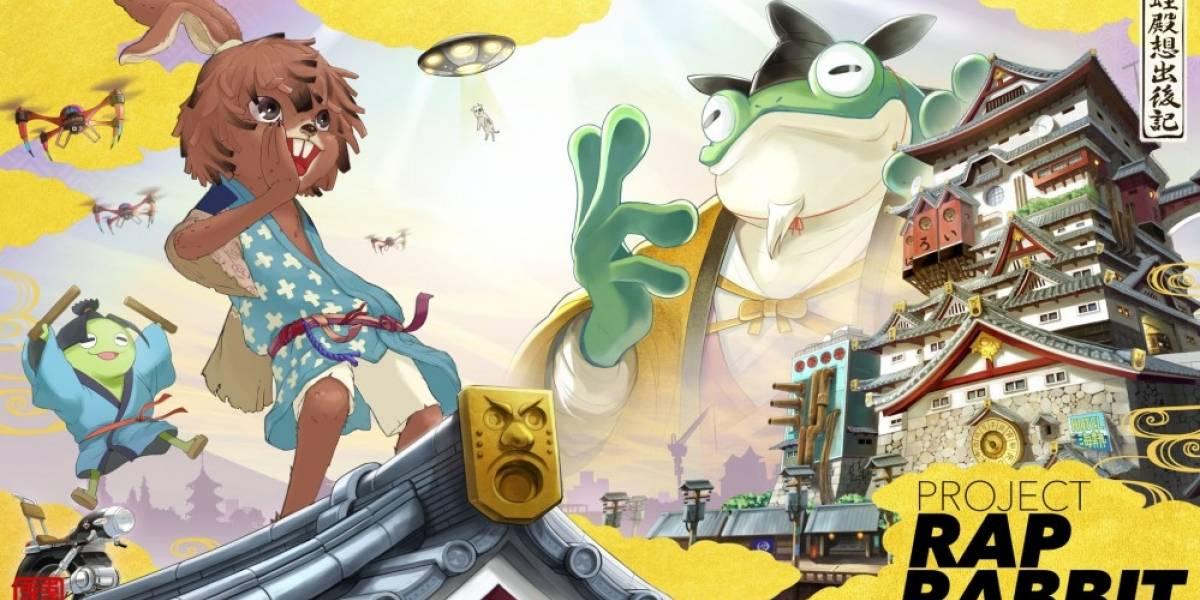 Creadores de PaRappa y Gitaroo Man anuncian nuevo juego de ritmo