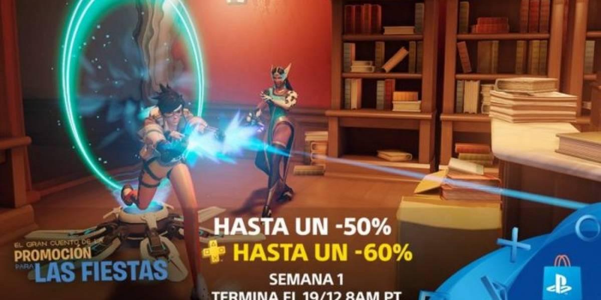 PlayStation Store lanza la Promoción para las Fiestas
