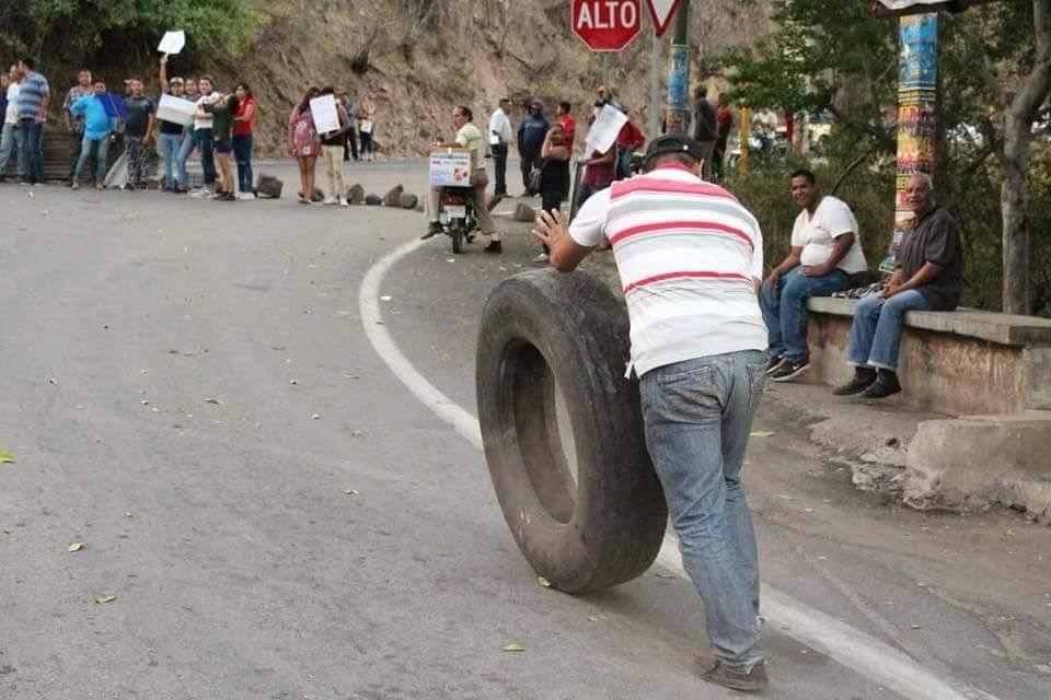Recrudecen las protestas en el sur de Jalisco