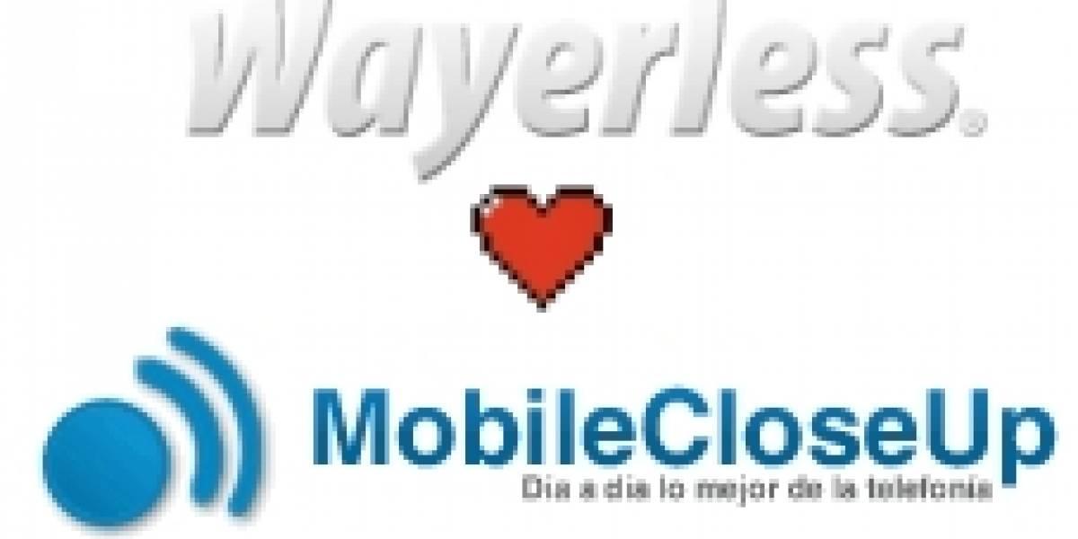 MobileCloseUp y Wayerless se fusionan