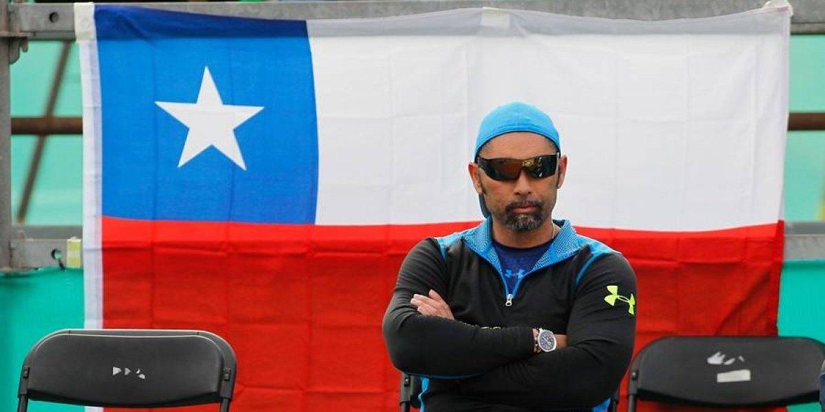 Chino Ríos recibe apoyo de Piñera para enfrentarse a Agassi en el cumpleaños 20 de su número 1