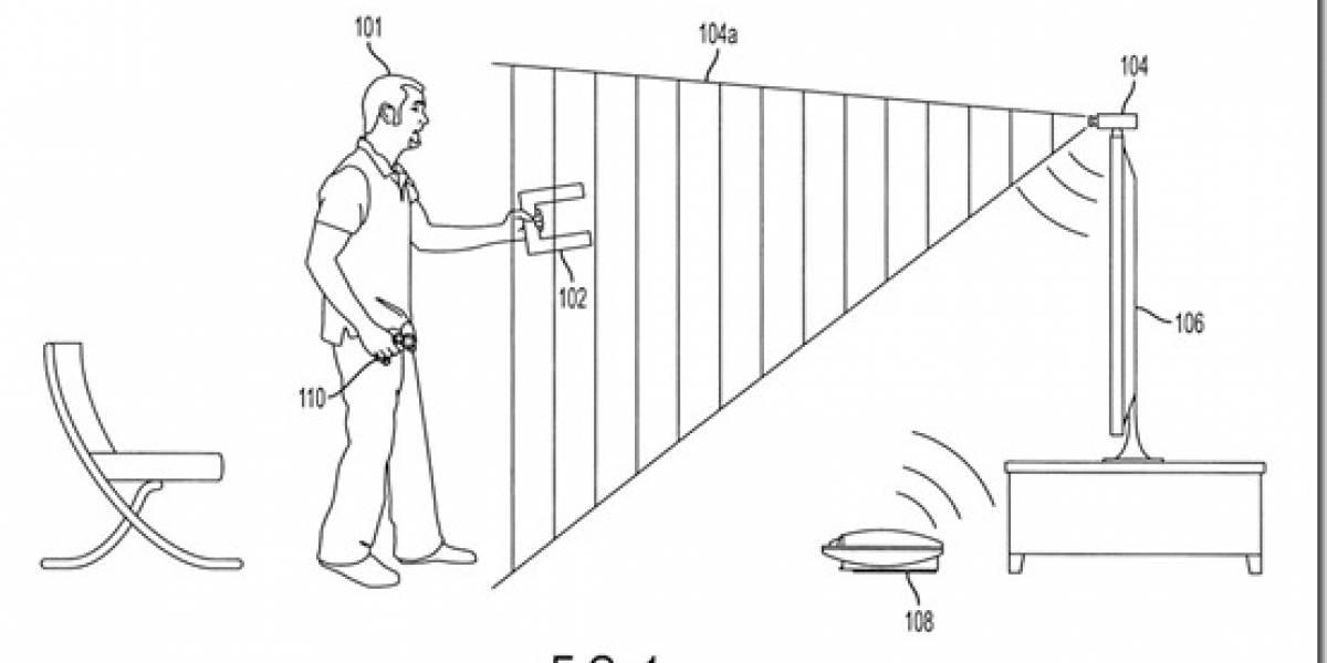 Sony patenta que todas las cosas funcionen como un control