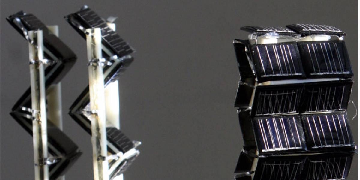 Paneles solares 3D: El futuro de la generación de energía solar