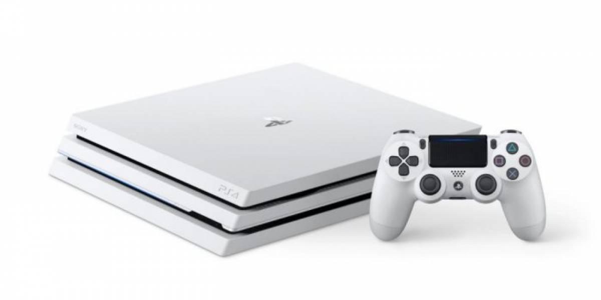 Anunciada la PS4 Pro blanca con Destiny 2