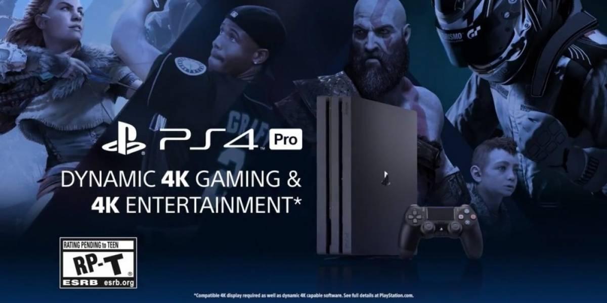 PS4 Pro recibe nuevo tráiler centrado en los Juegos Dinámicos 4K