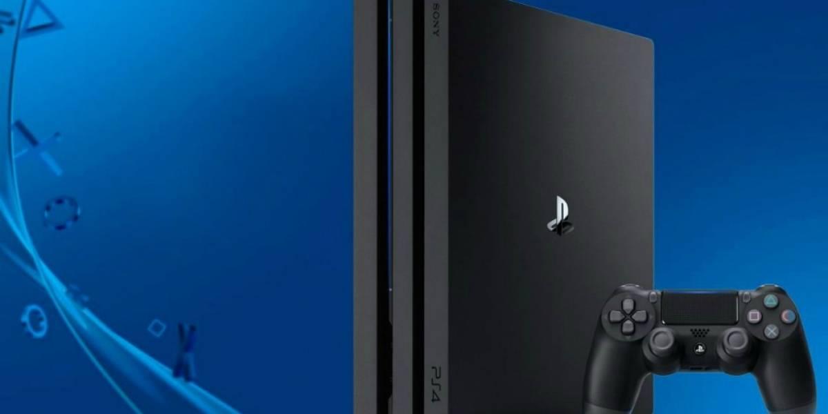 PlayStation 4 Pro llega en octubre a Chile #E32017