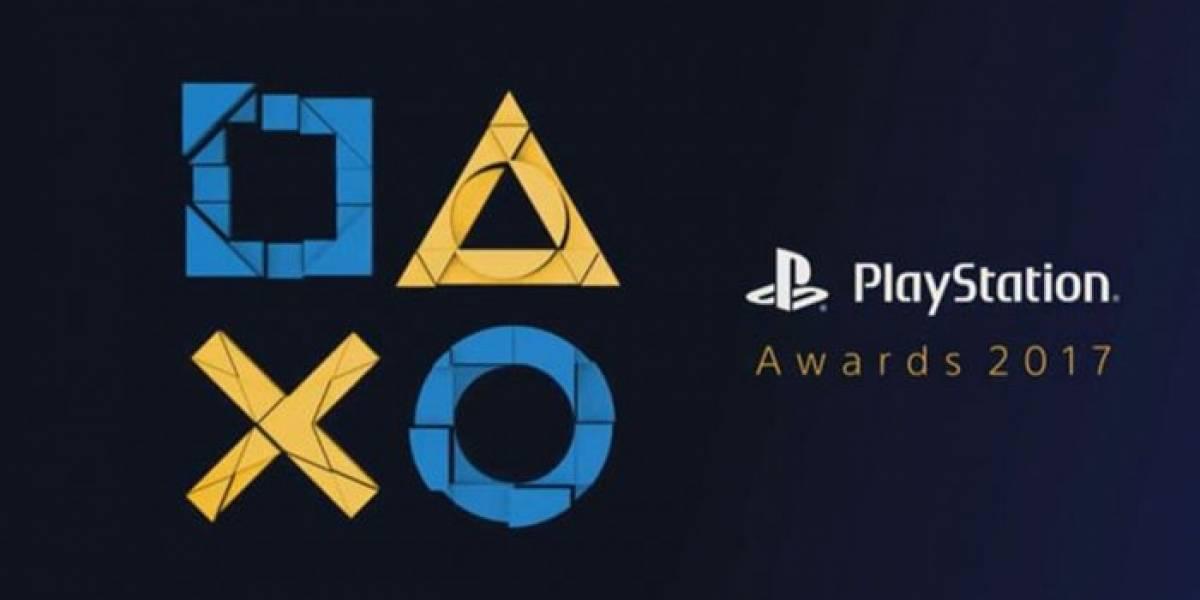 Se anuncian los ganadores de PlayStation Awards 2017