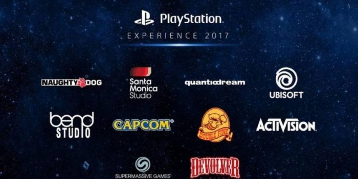 PlayStation Experience 2017 tendrá más de 80 expositores