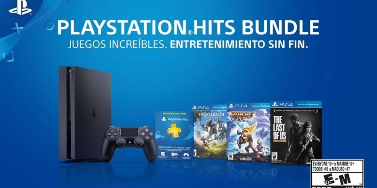Anuncian nuevo bundle de PlayStation 4 para Latinoamérica