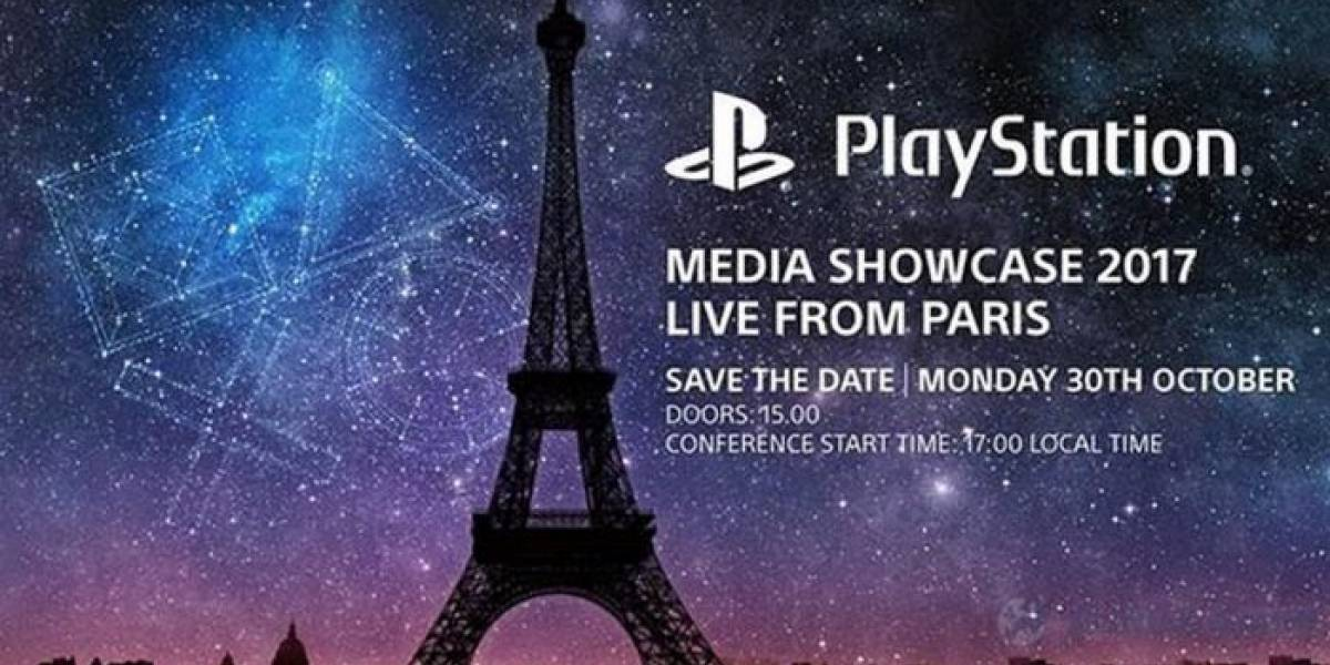 PlayStation tendrá conferencia en Paris Games Week 2017