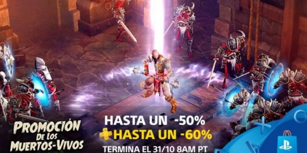Segunda semana de la promoción de los Muertos-Vivos en PlayStation Store