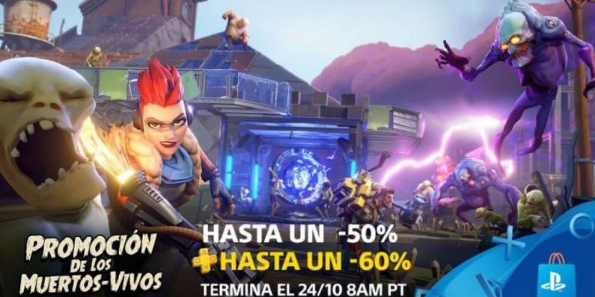 PlayStation Store tiene la promoción de los Muertos-Vivos