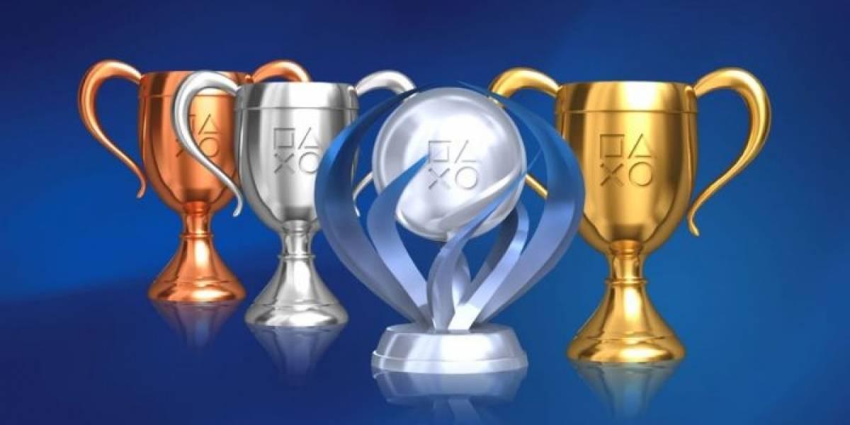 Los trofeos de PS4 ahora se sincronizan mucho más rápido
