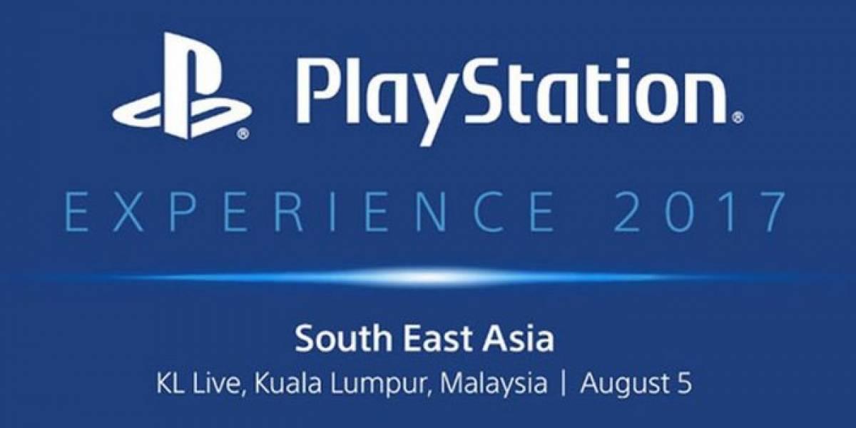 Se anuncia PlayStation Experience 2017 para el Sudeste Asiático