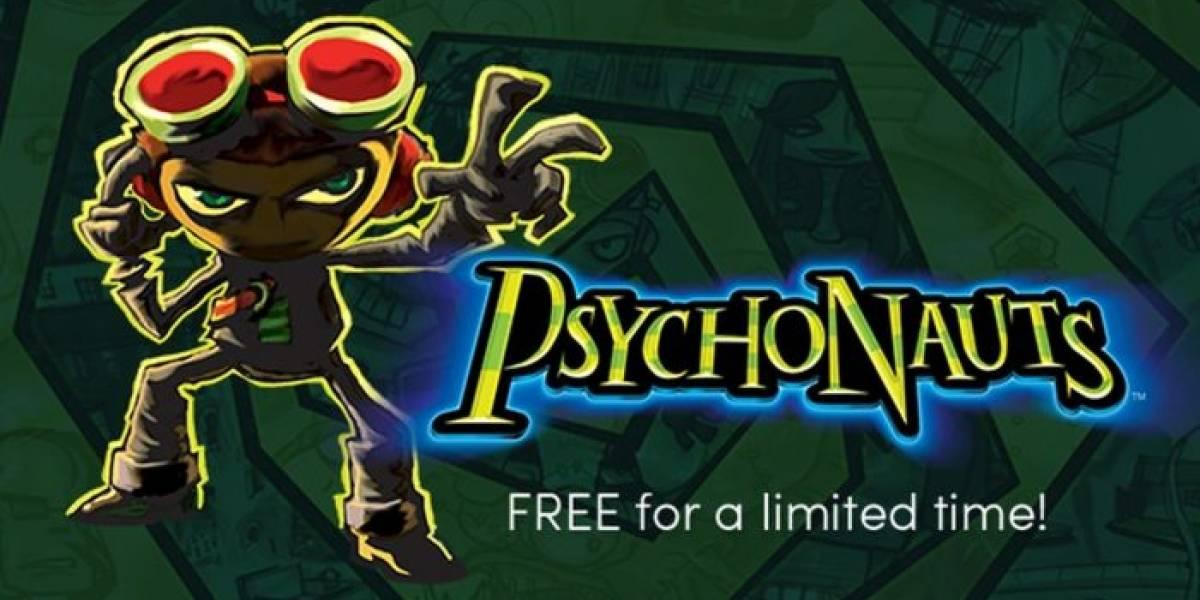 Psychonauts para PC está gratis en Humble Store por tiempo limitado