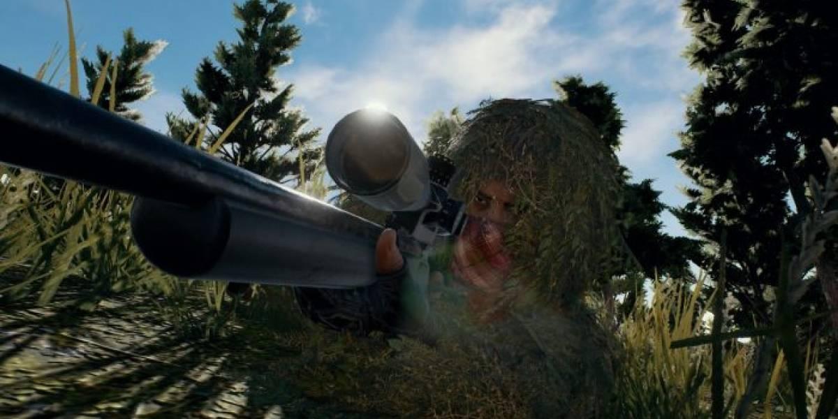 PlayerUnknown's Battlegrounds ha vendido más de 10 millones de unidades