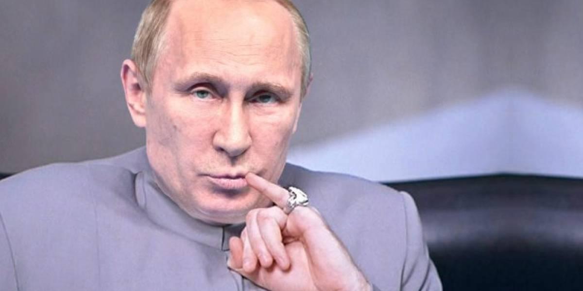 Poder absoluto: Vladimir Putin promulga ley para controlar internet