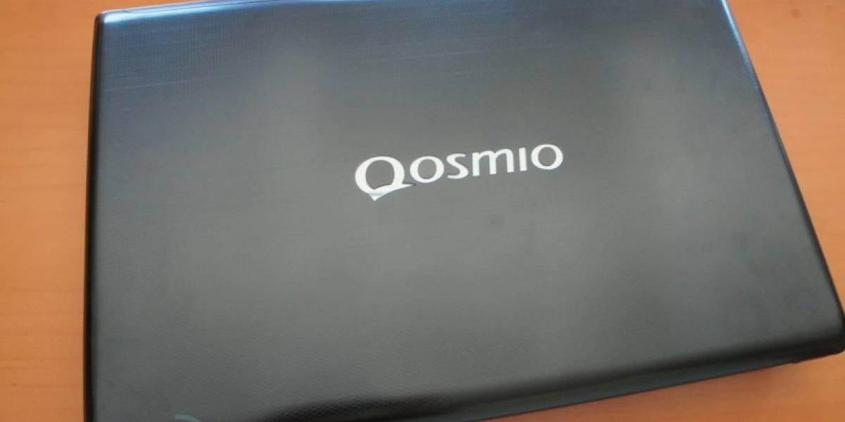 Toshiba lanza su nuevo notebook gamer Qosmio X875