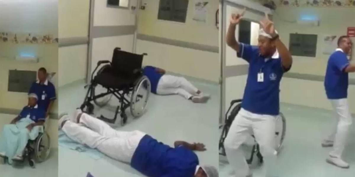 Hospital demite funcionários que gravaram vídeo de funk em horário de trabalho