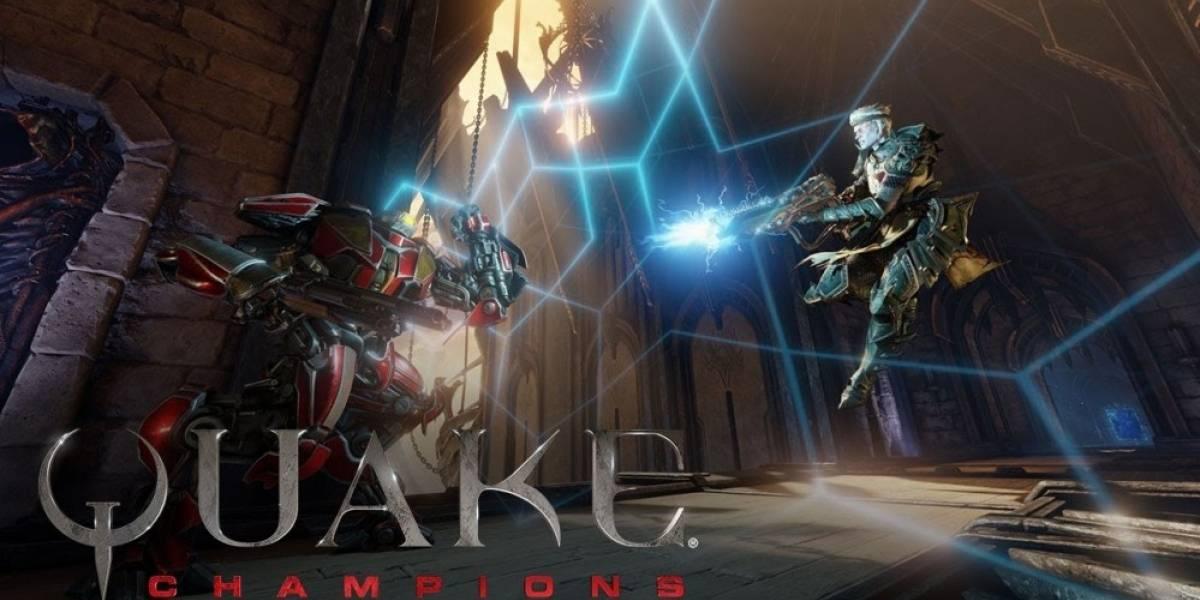 Quake Champions presenta el modo Duelo en nuevo tráiler
