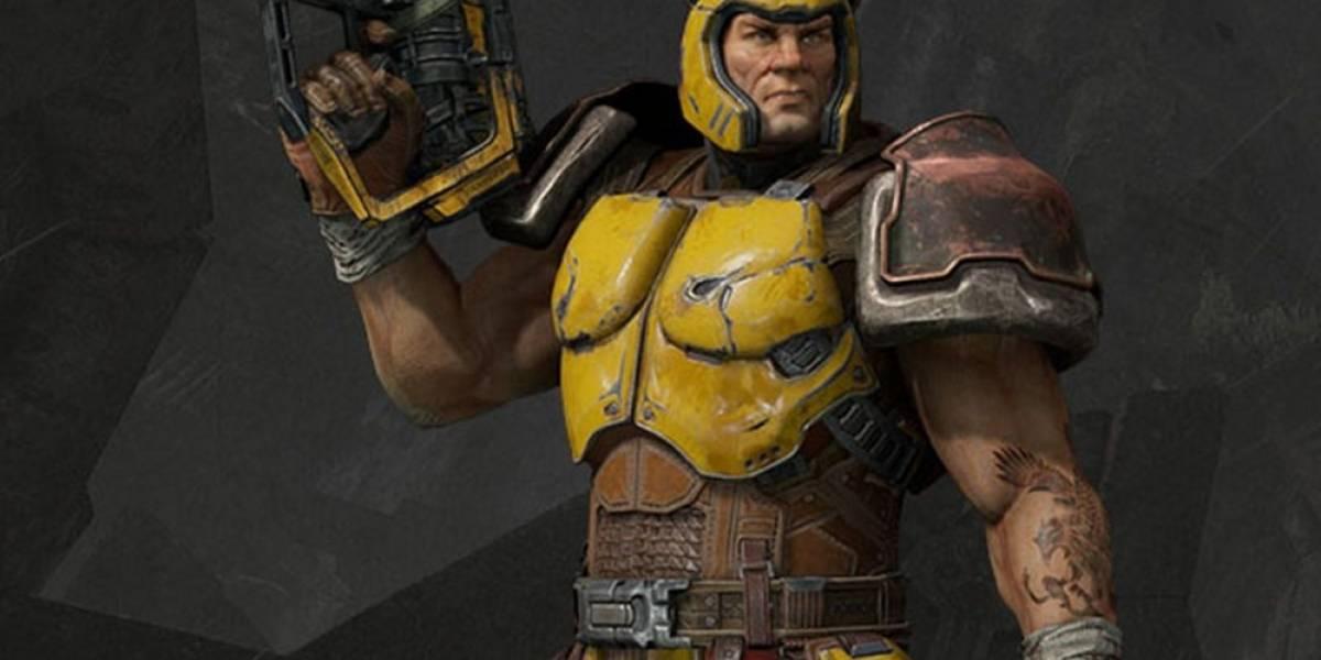Nuevo video de Quake Champions nos presenta a Ranger