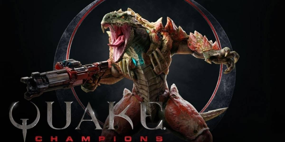Nuevo video de Quake Champions nos presenta a Sorlag