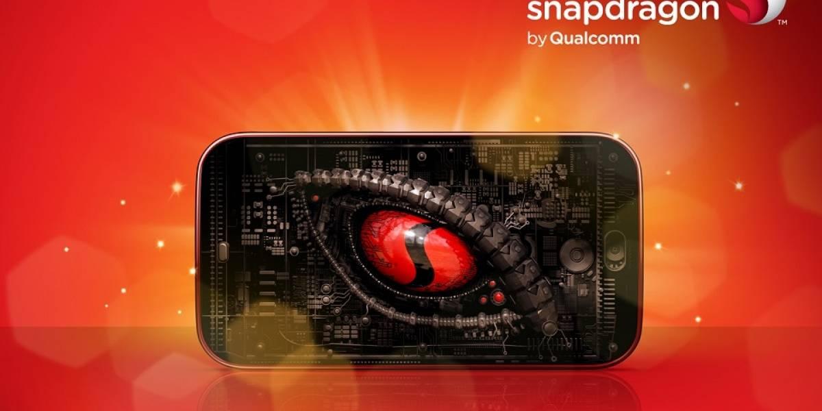 Qualcomm alista su nuevo SoC Snapdragon 800 MSM8974AC 2.5GHz