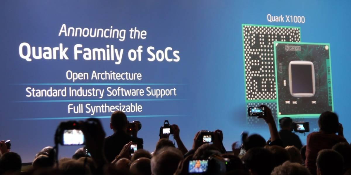 """Intel lanza sus nuevos SoC Quark X1020D/X1010 """"Clanton"""" para dispositivos IoT"""