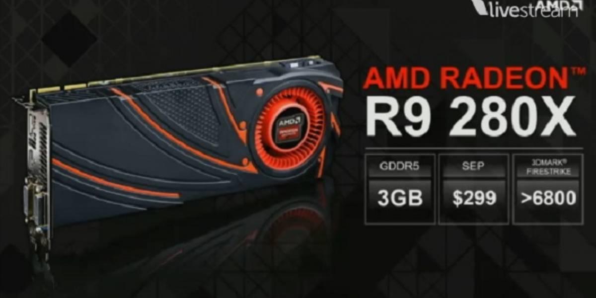 "AMD prepara nuevas Radeon R9 280X V2 ""Tahiti XTL"""