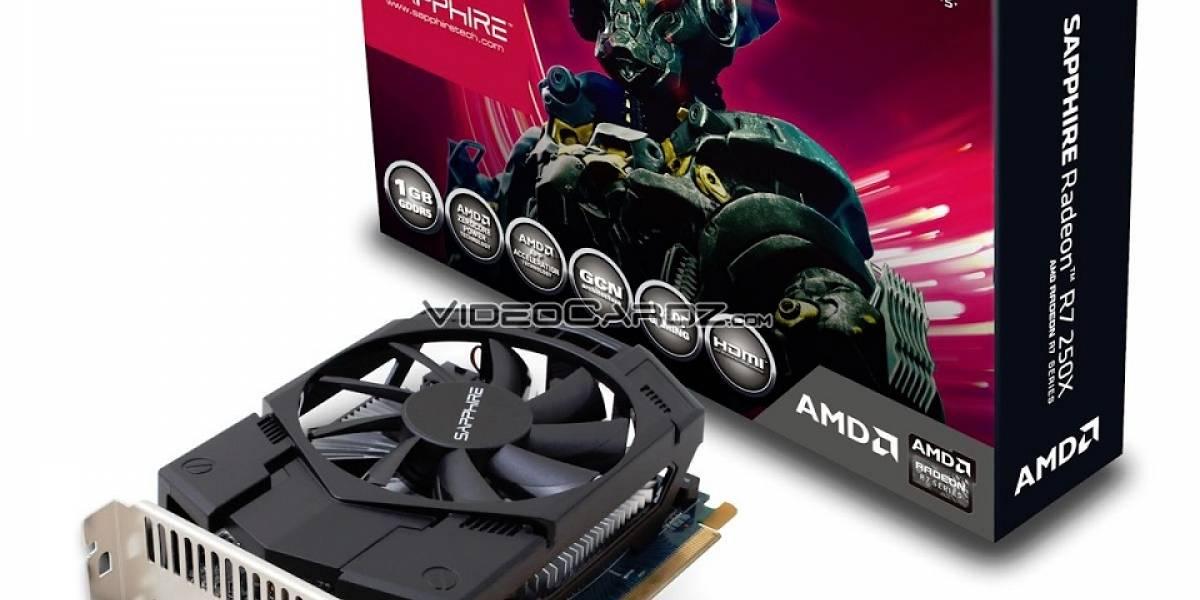 "AMD alista su nuevo GPU Radeon R7 250X ""Bonaire LE"""