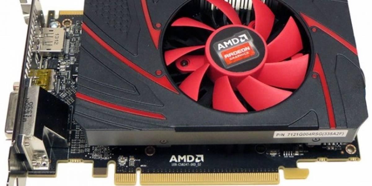 "AMD lanza oficialmente su nuevo GPU Radeon R7 250X ""Cape Verde XT"""