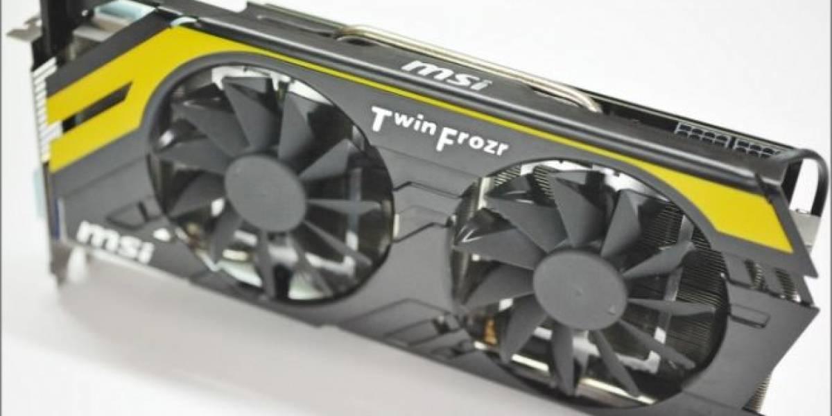 MSI lanza su tarjeta de video R7970 Lightning