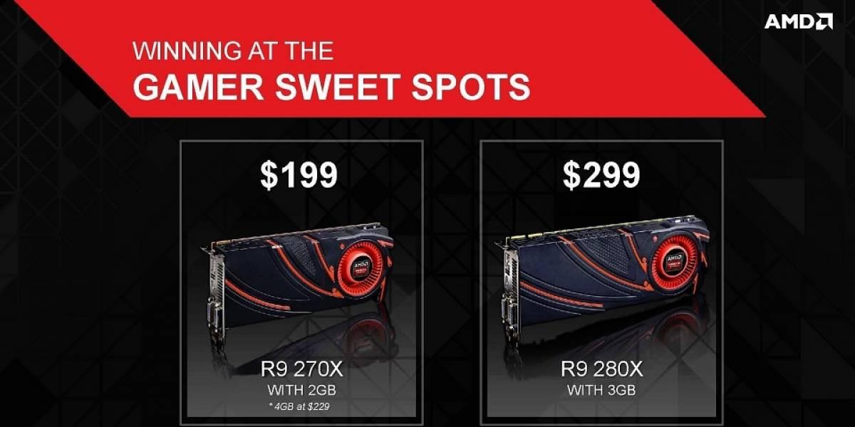 """Se filtran las especificaciones del GPU AMD Radeon R9 270 """"Curacao Pro"""""""