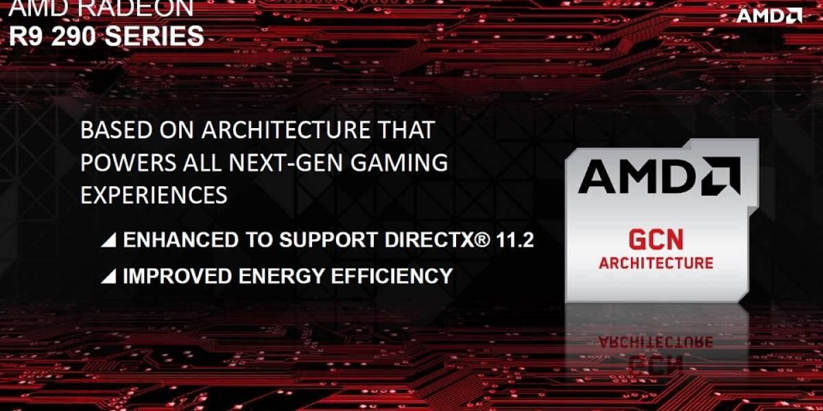 """Se filtran los primeros benchmarks del GPU AMD Radeon R9 290 """"Hawaii Pro"""""""