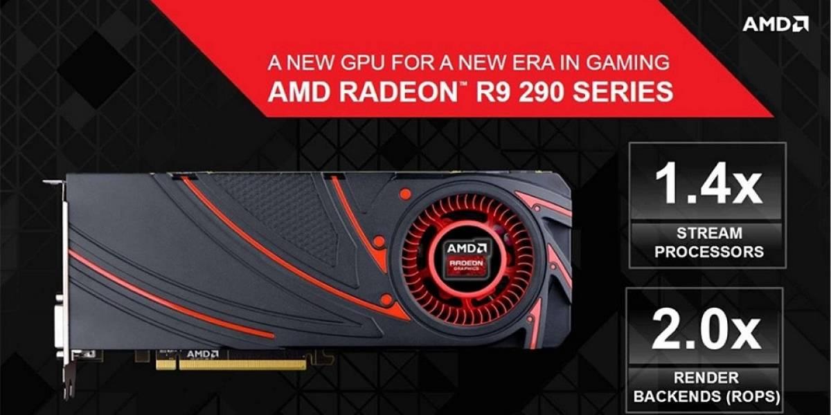 """Rumor: AMD lanzará su GPU Radeon R9 290 """"Hawaii Pro"""" el 5 de noviembre"""