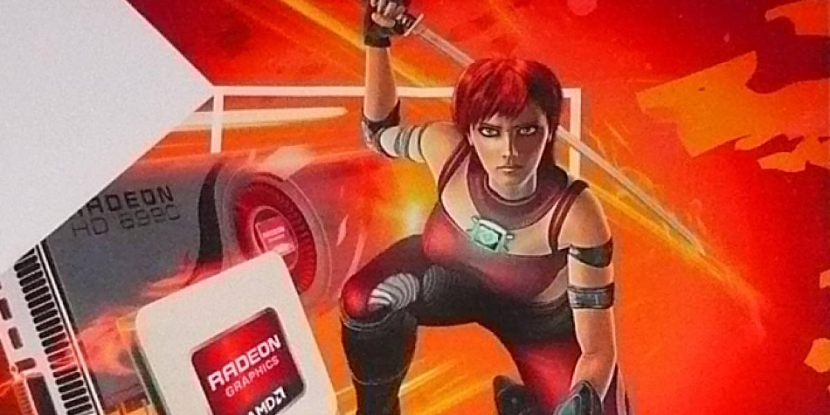 México: AMD presenta sus nuevas tarjetas gráficas Radeon HD Serie 7000
