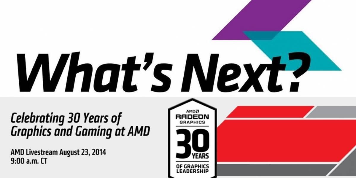 AMD anunciará nuevos GPUs el 23 de agosto de este año