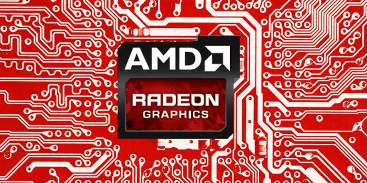 AMD finaliza el diseño de 2 nuevos GPUs Radeon R 300 Series