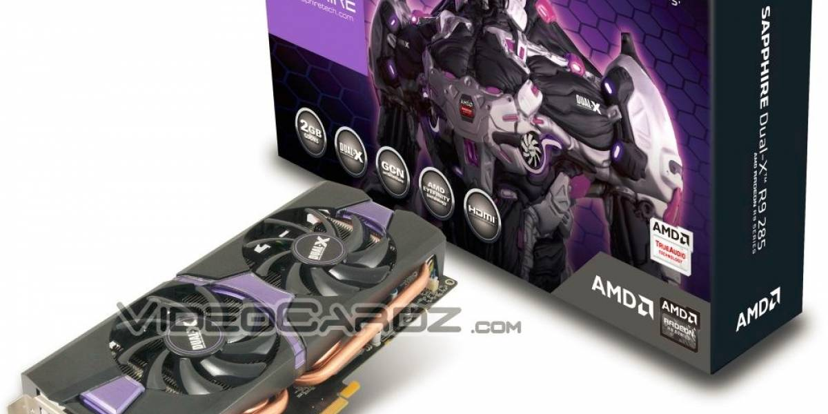 """AMD prepara el lanzamiento de su nuevo GPU Radeon R9 285 """"Tonga Pro"""""""