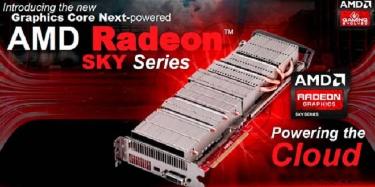 GDC 2013: AMD demuestra sus GPUs Radeon SKY Series