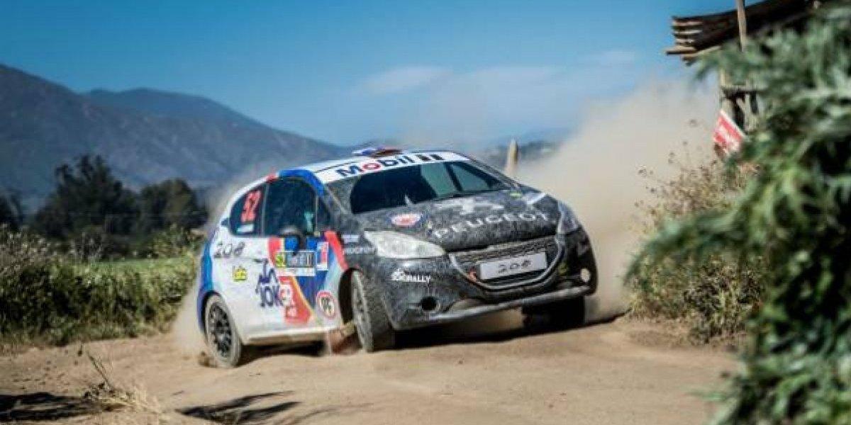 En Los Ángeles partirá el Rally Mobil 2018