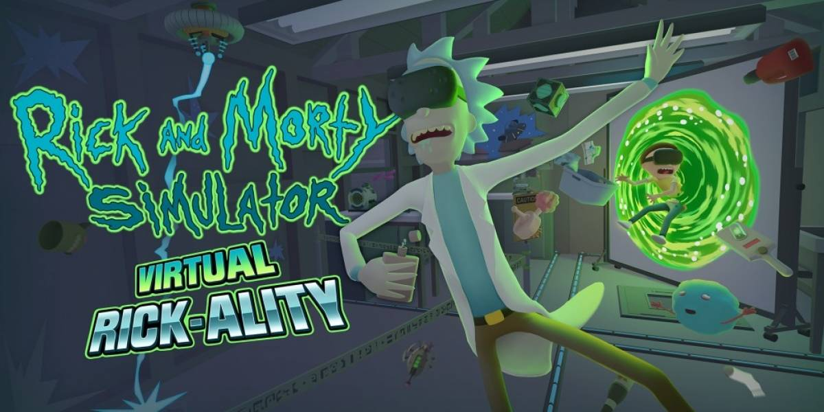 Rick and Morty: Virtual Rick-ality ya está disponible
