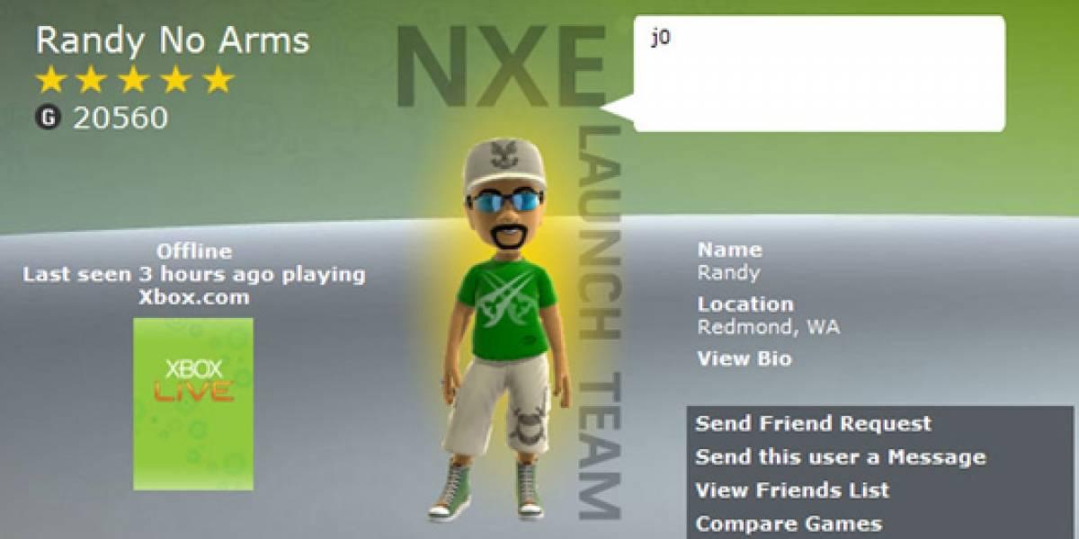 Se confirma la ropa con licencia para los avatares de Xbox 360