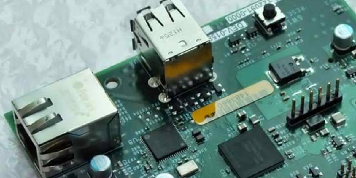 La computadora de US$35 de Raspberry Pi saldrá a la venta el 20 de febrero