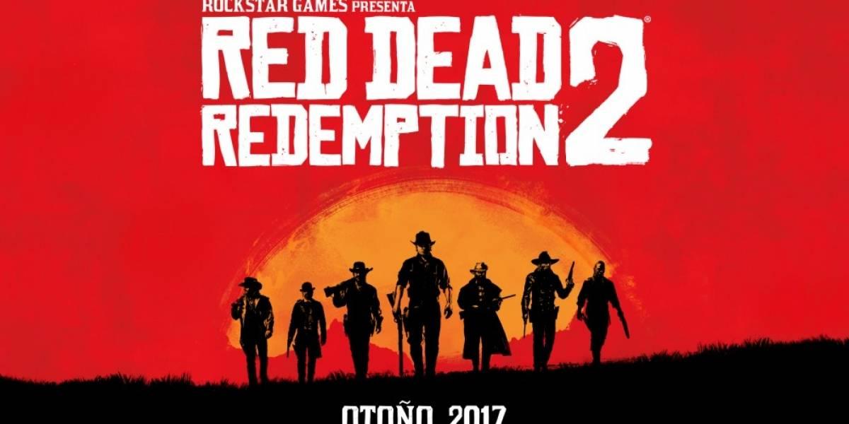 Se filtra presunta captura de Red Dead Redemption 2