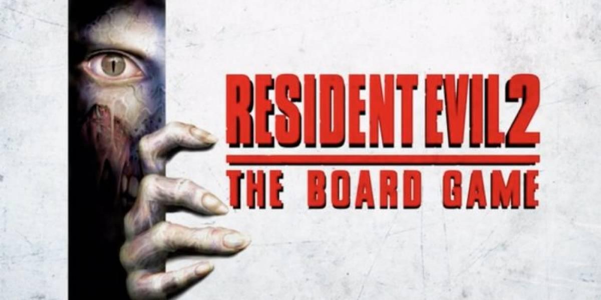 El juego de mesa de Resident Evil 2 logra reunir 1 millón de dólares