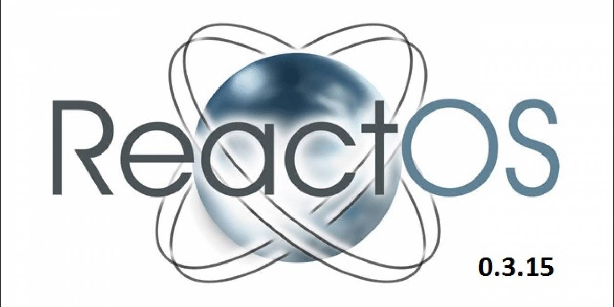 ReactOS 0.3.15 Alpha llega con muchas novedades y correcciones