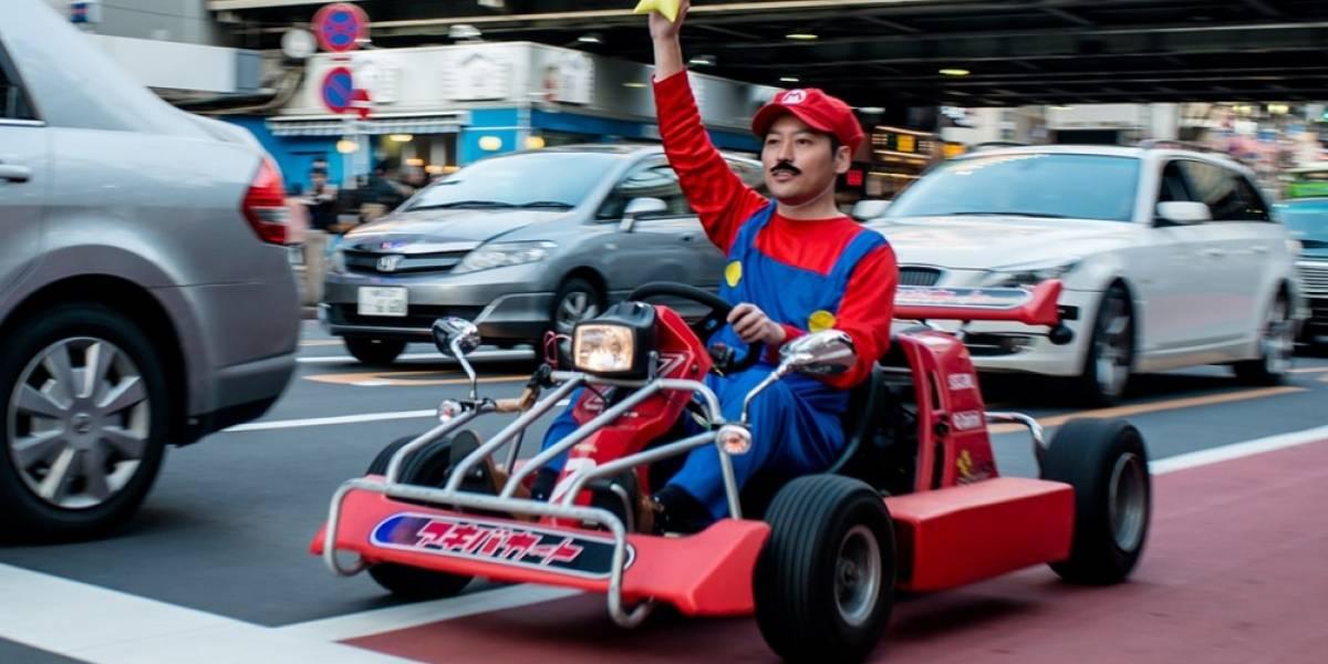 El parque de Nintendo y Universal traerá Mario Kart a la vida real