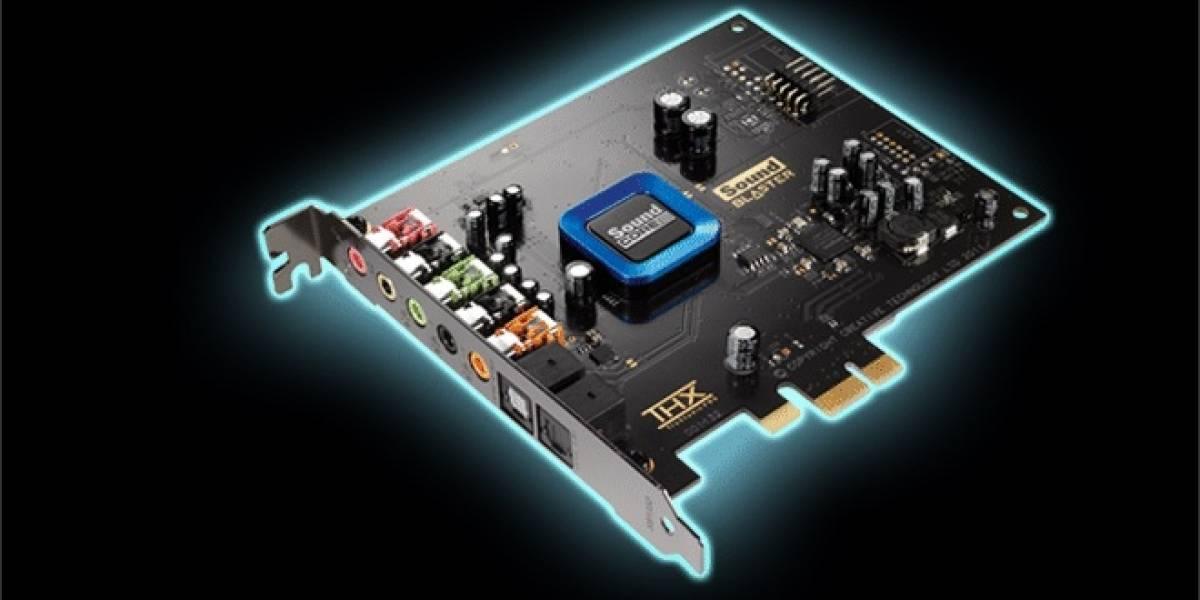 Creative Labs anuncia sus tarjetas de sonido Sound Blaster Recon3D R2 Series