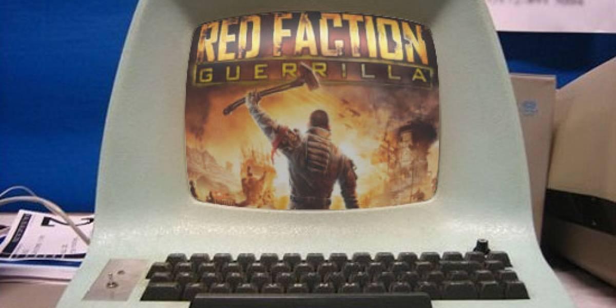 Esto necesitará tu lata para jugar Red Faction: Guerrilla